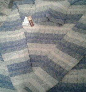 Новый мужской свитер р.58-60