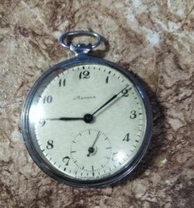 Коллекционные Карманные часы Молния