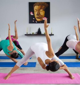 Тренер по йоге (цигун, хатха)
