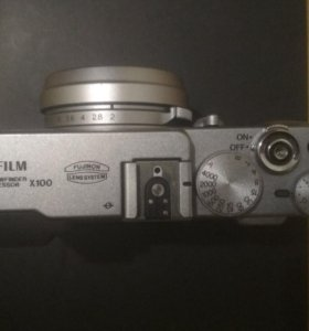 Камера Fujifilm x100