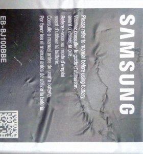 Аккумулятор для телефона samsung Sm-j100fn
