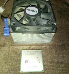 Процессор AMD Athlon™ 64x2 с кулером
