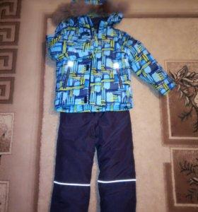 Детская горналыжка для мальчика