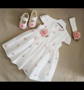 Платье на 1год