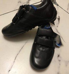 Ботинки для мальчика Geox 27