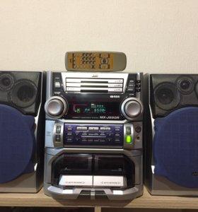 Музыкальный центр JVC MX-J550r