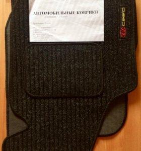 Текстильные ковры для Kia Ceed/Hyundai i30(06-12г)