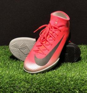 Футбольная обувь Nike SuperflyX6 Academy для зала