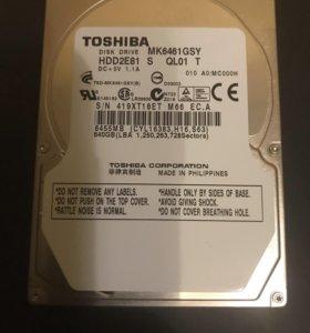 Жесткий диск 640gb
