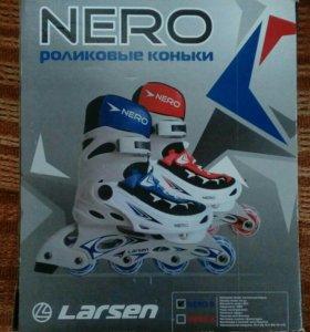 Роликовые коньки Larsen Nero