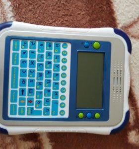 Игрушечный обучающий планшет