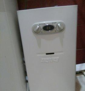 Газовый котел, водонагпеватель газовый