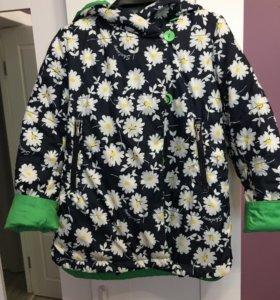 Куртка осенняя фирма Шалуны