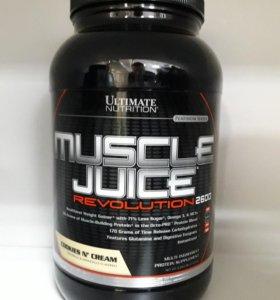 Muscle Juice Revolution 2600 2,2кг