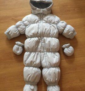 Зимний комбинезон Baby go