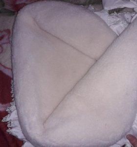 Зимний конверт
