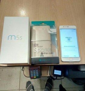 Продам новый Meizu M5S.