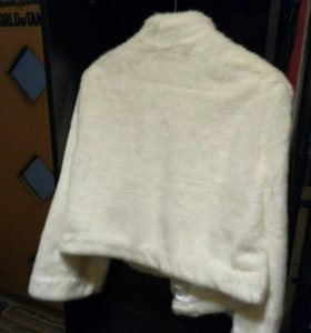 Пиджачок из искусственного меха