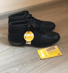 Мужские ботинки CAT новые