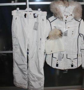 шикарный зимний костюм до -30
