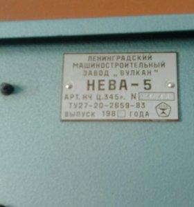 Вязальная машинка Нева 5.