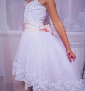 Платье на выпускной/ новый год/ свадьба