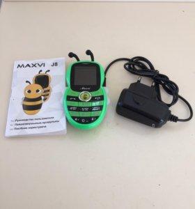 Телефон для детей MAXVI J8