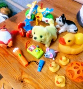 Отдам игрушки