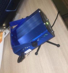 Проектор лазерный