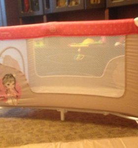 Манеж-кровать Lorelli Nanny 1