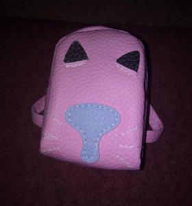 Брелок , рюкзак для девочки