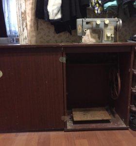 Швейная машина «чайка-142М»