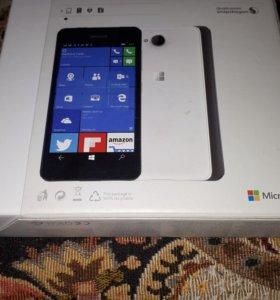 Продам Microsoft lumia 650.