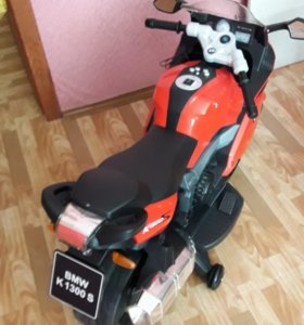 Электромобиль. Мотоцикл детский
