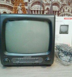 Телевизор + радио