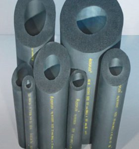 Теплоизоляция для труб каучуковая скидка -50%