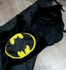 новогодний костюм Бэтмена