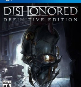 PS4. Dishonored