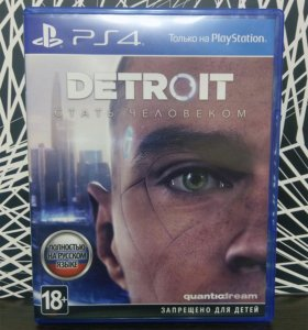 Detroit PS4 (Playstation 4)