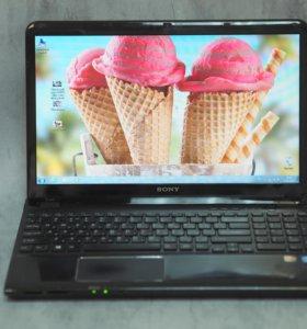 Ноутбук Sony Vaio SVE1511X1RB