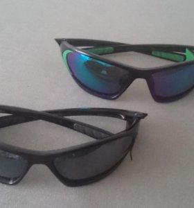 Uvex спортивные с/з очки для подростка, оригинал.