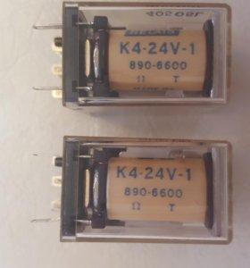Реле K4-24V-1