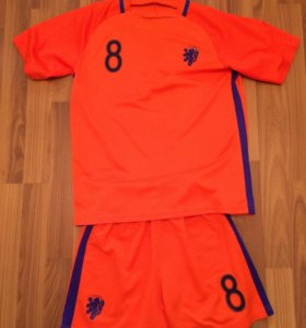 Футбольная форма сборной Нидерландов