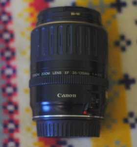 Canon EF 35-135/4-5.6
