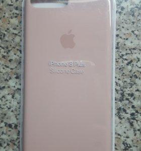 Ориг. чехол  на IPhone 8 Plus