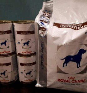 Корм для собак Royal Canine Gastro Intestinal