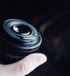 Canon 50 mm 1.8f II
