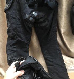 Мото штаны «Streetfighter» со встроенной защитой