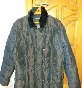 Куртка зимняя 58р.
