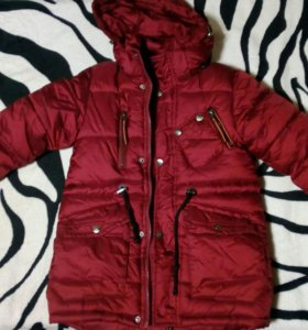 Зимняя куртка на 7 лет